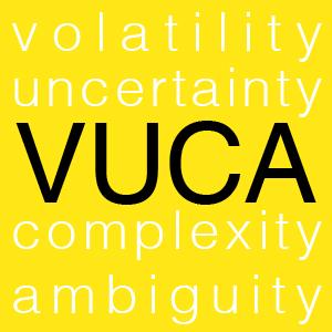 Wat is VUCA?